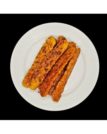 Bacon au tempeh