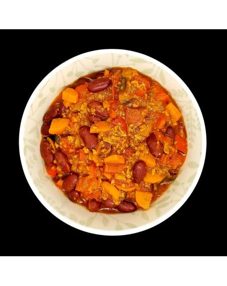 Chili aux légumes à la...