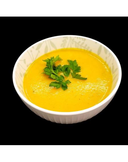 Velouté de carotte et panais