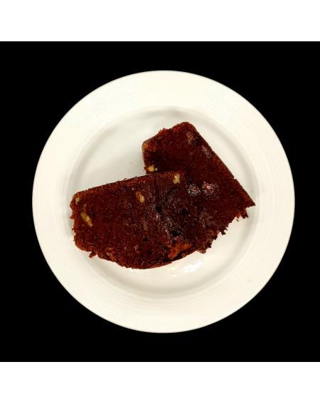Vegan Brownie with Pecans