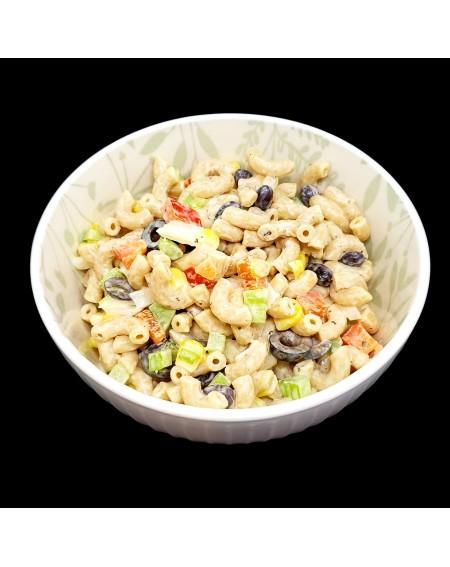 Vegetable & Bean Pasta Salad