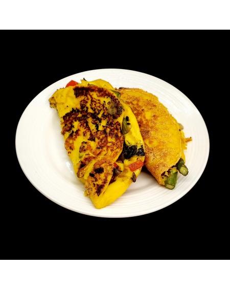 Gluten-free Loaded Omelette
