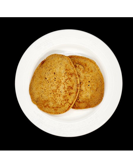 Vegan gluten-free protein pancakes
